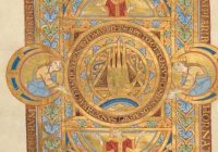 Евангелие Аббатисы Уты (1020-1025, Регенсбург / Баварская государственная библиотека, Мюнхен, Clm. 13601)