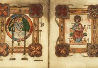 Эгмондовское Евангелие (850-875, Реймс \ Королевская национальная библиотека Нидерландов)