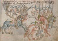 Велиславова библия (1335-1345, Прага \ БиблиотекаКарлова университета, XXIII.C.124)