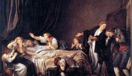 Жан-Батист Грёз (1725, Турню – 1805, Париж)