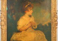 Джошуа Рейнольдс – (1723, Плимптон Ирль – 1792, Лондон)