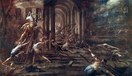 Алессандро Маньяско – (1667, Генуя – 1749, Генуя)