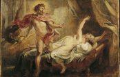 Зевс и Семела