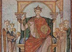 Региструм Григория (Registrum Gregorii, ок. 983, Трир \Библиотка Трира + Музей Конде, Шантийи, Hs 171/1626)