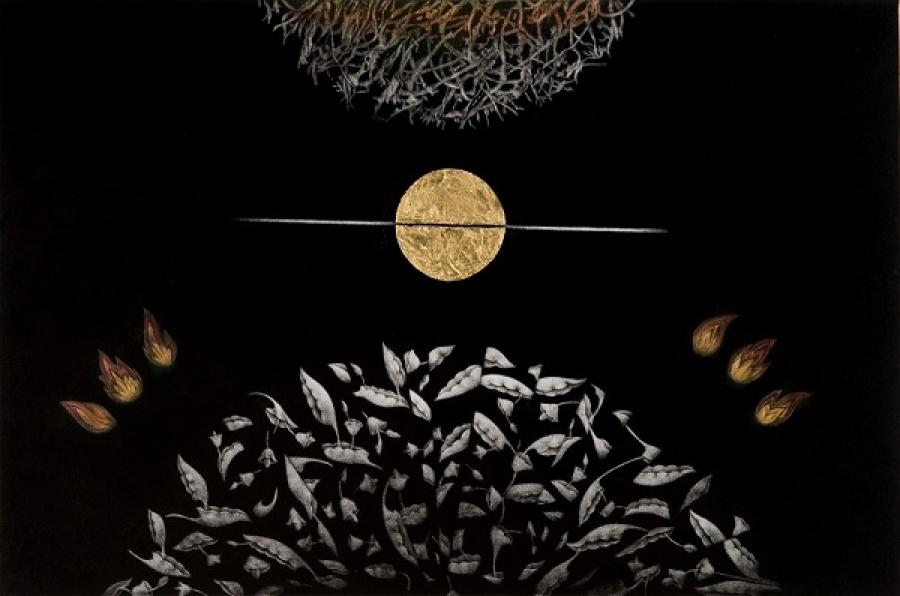 19 августа — 24 сентября 2017. IV Международный фестиваль меццо-тинто в Екатеринбургском музее изобразительных искусств