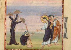 Кодекс Эгберта (ок. 985, Райхенау / Трир,  Городская  библиотека, Staatsbibl., Ms. 24)