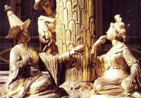 Тест-угадайка по живописи XVIII века
