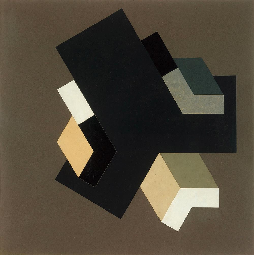 Выставка работ Эль Лисицкого 16 ноября 2017 – 18 февраля 2018