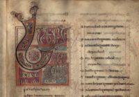 Евангелиарий Барберини (VIII в, Ирландия?, / Апостольская библиотека Ватикана)