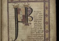 Миссал из Стоу (Миссал из Лорры, к.VIII — нач.IX вв., Ирландия / Ирландская королевская Академия )