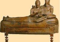 Мебель античной Греции
