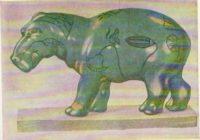 Стекло и керамика Древнего Египта