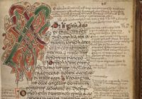 Gospels of Máel Brigte (Евангелие из Армы, Евангелие Марельбрид), 1138, Арма / Британская библиотека