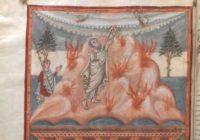 Библия Мутье-Гранваль (до 835, аббатство Сен-Мартен, Тур / Британская библиотека, Add.10546)