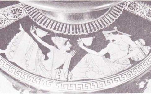 Керамика Древней Греции и греческих колоний