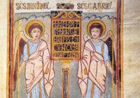 Трирское Евангелие (700-750, Эхтернах \ Трирский собор)