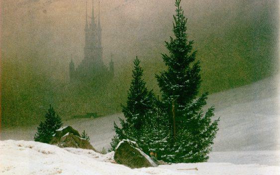 зимний ландшафт