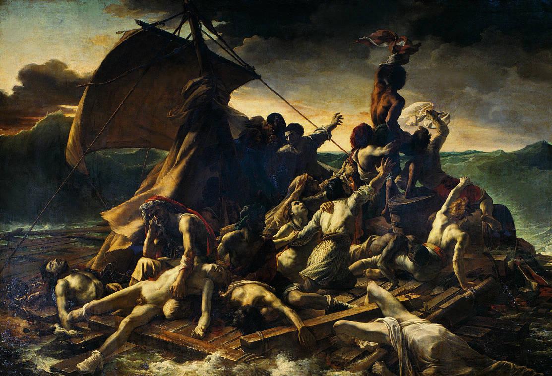 Плот «Медузы» (1818-1819)