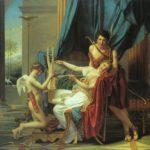 Сафо и Фаон 1808