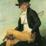 Портрет Пьера Серизиа 1795