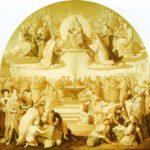 триумф религии в искусствах, эрмитажная версия