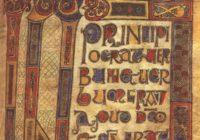 Санкт-Петербургское (Островное) Евангелие, ок. 800, РНБ, Lat.F.v.I.8