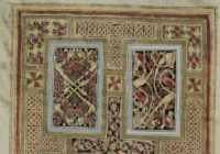 Сен-Галленское Евангелие (St. Gall Gospel Book) VIII в, Ирландия (Швейцария), / Библиотека аббатства Сен-Галлен, Cod. Sang. 51