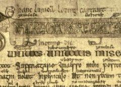 Кернская Книга (Book of Cerne, Prayer Book of Ædeluald), IX век, Мерсия \ Библиотека Кембриджского университета, MS Ll. 1. 10