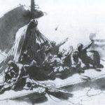 Плот «Медузы» (1818-1819) эскиз
