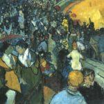 арена в арле 1888