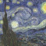 звездная ночь 1889