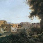 Вид Колизея
