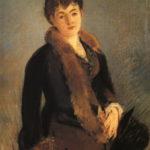 Портрет мадмуазель Изабель Лемонье 1879-1880