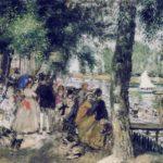 «Лягушатник» (Купанье на Сене) 1869