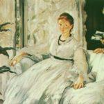 мадам мане-чтение 1868