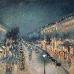 монмартр ночью_этюд 1898