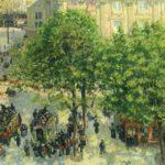 площадь французского театра 1898