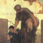 прачка 1861