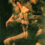 Сатурн пожирающий своего сына 1819—1823