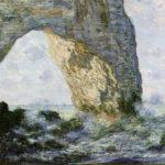 скалы в этрета 1883