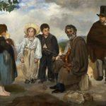старый музыкант 1862