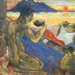 таитянская семья 1896