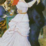 «Танец в Буживале» (1883)