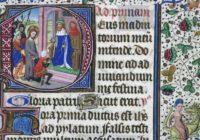 Часослов Леоноры де ла Вега (Book of Hours of Leonor de la Vega), Фландрия, 1465-1470 / Национальная Библиотека Испании (Vitr.24-2)