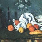Натюрморт с фруктами 1882