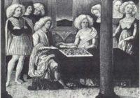 Мужской костюм эпохи раннего итальянского Возрождения