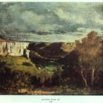 Долина реки Лу 1849