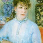 Женский портрет 1877