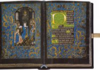 Черный часослов (ок. 1475, Брюгге / библиотека Моргана, Нью-Йорк, M. 493)