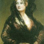 Портрет Исабель Порсель 1804—1805